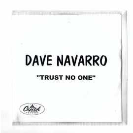 CD 10 TITRES COLLECTOR DAVE NAVARRO TRUST NO ONE