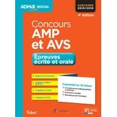 Concours Amp Et Avs - Epreuves De Certification : Dc 1 � 6 - Annales Corrig�es - Session 2015 de Gwena�lle Taloc