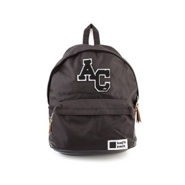 Sac � Dos Ted Simple Polyester 600d Black