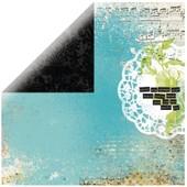 Papier - Mosaic - 30,5 X 30,5 Cm - 150g/M� - Rayher