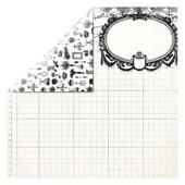 Papier - Elegant Two - 30,5 X 30,5 Cm - 190g/M� - Rayher