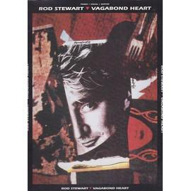 Vagabond Heart partition piano vocal guitar
