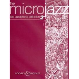 the microjazz alto saxophone collection 2