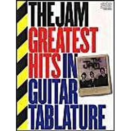 The Jam: Greatest Hits Guitar Tab