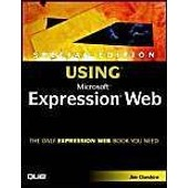Special Edition Using Microsoft Expression Web de j. cheshire