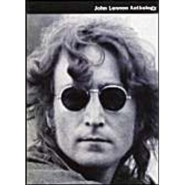 John Lennon : Anthology Piano, Vocal & Guitar (with Chord Boxes)