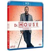 Dr. House - Saison 3 - Blu-Ray de Deran Sarafian