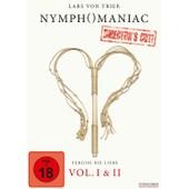 Nymphomaniac Vol. I & Ii (Director's Cut, 2 Discs) de Charlotte Gainsbourg/Stellan Skarsg�rd