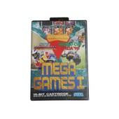Jeu Megadrive : Mega Games 1 Pal (Boite Sans Notice)