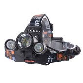 AngelBB� 6000Lm 3x CREE XM-L T6 LED Lampe Frontale Phare