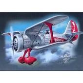 Maquette Avion : Chasseur Biplan Sovi�tique Polikarpov I-5 1936