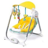 Transat Balancelle Polly Swing Friends Chicco