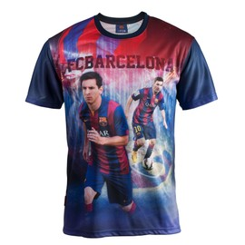 Maillot Bar�a - Lionel Messi - Collection Officielle Fc Barcelone - Taille Adulte Homme