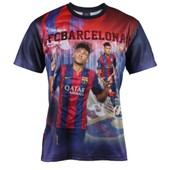 Maillot Bar�a - Neymar Junior - Collection Officielle Fc Barcelone - Taille Enfant Gar�on
