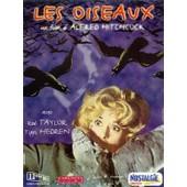 Les Oiseaux, Synopsis D�pliant, De Alfred Hitchcock Avec Tippi Hedren, Rod Taylor, Suzanne Pleshette