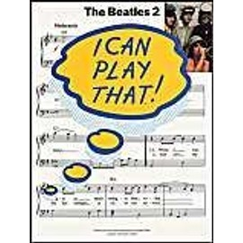 I can play that ! the beatles 2 piano