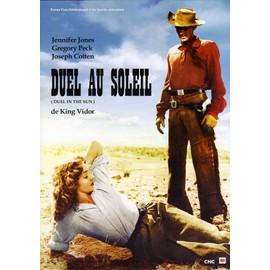 Duel Au Soleil, Synopsis D�pliant, De King Vidor, Avec Jennifer Jones, Gregory Peck, Joseph Cotten