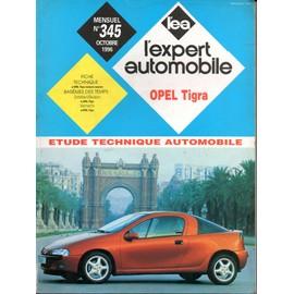 Revue Technique L'expert Automobile N� 345 Opel Tigra Essence 1.4 Et 1.6