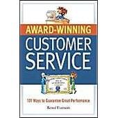 Award-Winning Customer Service de Renee Evenson