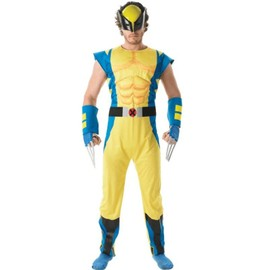 D�guisement Wolverine Adulte Luxe - Xl