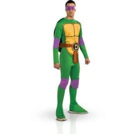 D�guisement Tortue Ninja Donatello Adulte - Xl - Vert