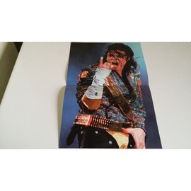 poster michael jackson 24 x 36 cm en exellent etat