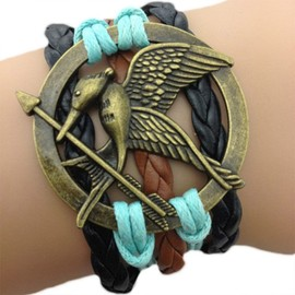 Bracelet Hunger Games Infinity Karma Infini