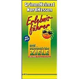 Erlebnisführer GrimmHeimat NordHessen 1 : 190 000