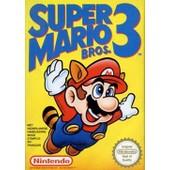 Jeu Nes : Super Mario Bros 3 (Loose)