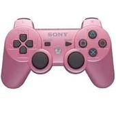 Manette Sony Playstation 2 Dualshock 2 Rose