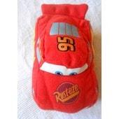 Doudou Peluche Voiture Rouge Cars Flash Mac Queen 15 Cm Petit Mod�le Disney Pixar Nicotoy Mc