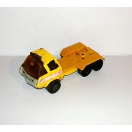 Camion Tonka Ancien Jouet Camion Metal Plastique 25 Cm