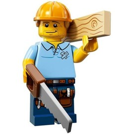 Lego Serie 13 N�9 - Carpenter