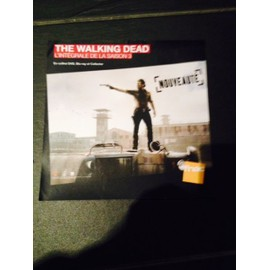 THE WALKING DEAD PLV FNAC 30CM*30CM  SAISON 3