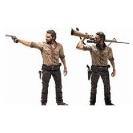 Walking Dead - Deluxe Figurine Rick Grimes 25 Cm