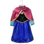 Robe Elsa Enfant 2 � 14 Ans D�guisement Elsa Costume Reine De Neige Bonne Qualit� Envoie Imm�diat
