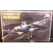 Lockheed P-38l Pathfinder-(Limited �dition Maquette Avion)(1/48)(Academy)(Usa).