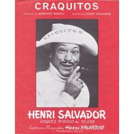 HENRI SALVADOR/CRAQUITOS