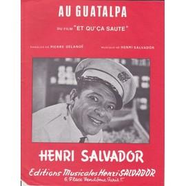 henri Salvador/AU GUATALPA