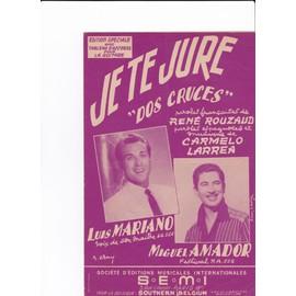 Je te jure (Luis Mariano)