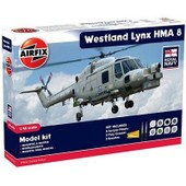 Maquette H�licopt�re : Model Kit : Westland Lynx Hma.8