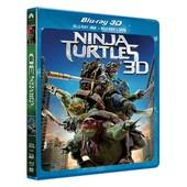 Ninja Turtles - Combo Blu-Ray 3d + Blu-Ray + Dvd de Jonathan Liebesman