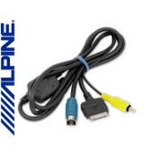 KCE-430iV - Cable video iPod pour IVA-D106R