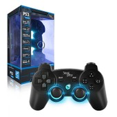 Manette Ps3 Sans Fil Pour Sony Playstation 3 Steelplay