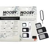 Adaptateur Sim Nano 4 En 1 Ess Pour Iphone Et Samsung