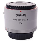 YONGNUO Extender EF 2x III Objectif � commande �lectronique pour Canon EOS EF LF470