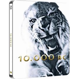 10,000 Bc Steelbook Edition Blu Ray
