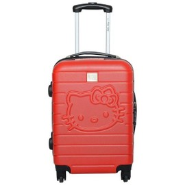 Valise Cabine 4 Roues Hello Kitty