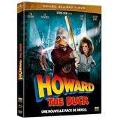 Howard The Duck - Combo Blu-Ray+ Dvd de Willard Huyck