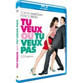Tu Veux Ou Tu Veux Pas - Blu-Ray de Tonie Marshall
